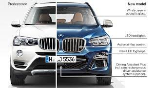 2018 BMW X3 M40i - Exterior interior and Drive