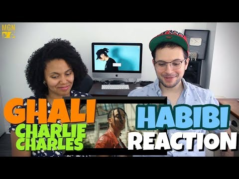 Ghali - Habibi (Prod. Charlie Charles) | REACTION