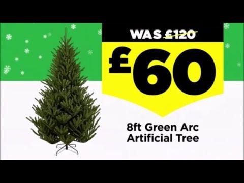 Homebase - Christmas Trees & Lights - Christmas 2017 - YouTube