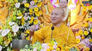 Cách tiếp cận Phật giáo về xã hội bền vững và hòa bình Thế giới - TT. Thích Nhật Từ