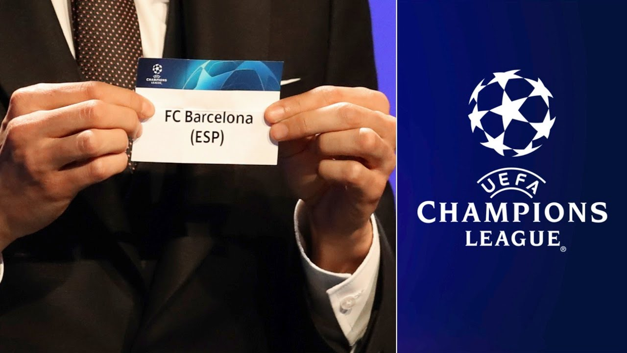 CHAMPIONS LEAGUE GROUP STAGE DRAW 2020/21 - REACTION