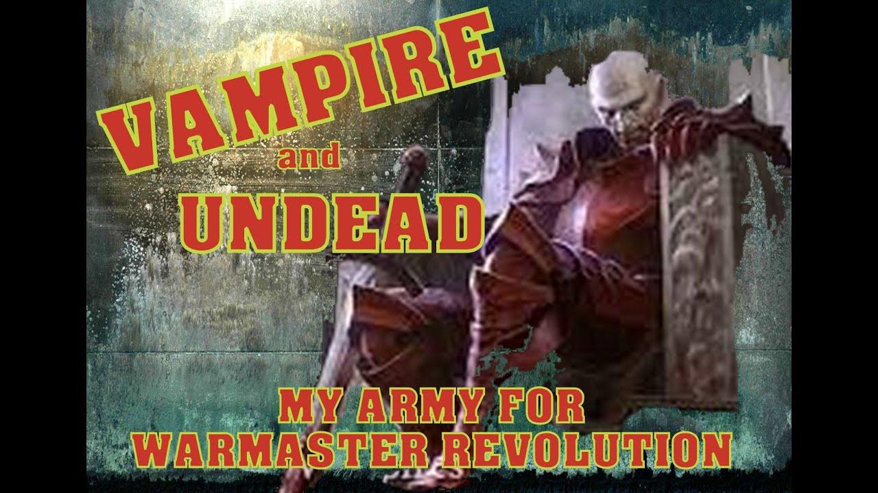 10mm Warmaster Vampire Counts Black Coach