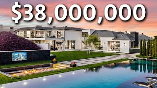 Download Inside the MOST EXPENSIVE Home in Calabasas   Mansion Tour