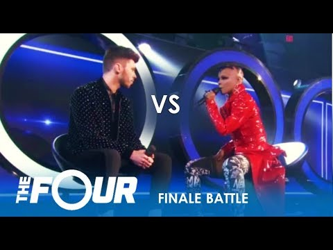 Sharaya J vs James Graham: THE BATTLE OF THE SEASON Ends With Exciting !  Finale  The Four