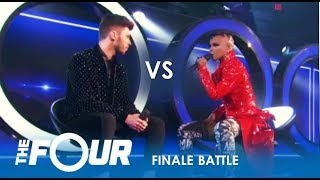 Download lagu Sharaya J vs James Graham THE BATTLE OF THE SEASON Ends With Exciting News Finale The Four