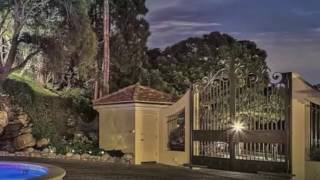 Large wood gates designs ideas. Mulholland Security. Gates
