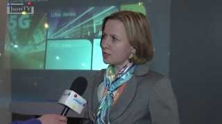 MWC - 2014 - Lidia Varukina N1 - Nokia Solutions & Networks (NSN Russia)
