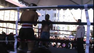 Muay Thai Smoker - 2010 SF Asian Street Fair
