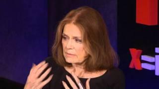 TEDxWomen --  Gloria Steinem and Salamishah Tillet