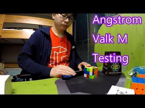 Angstrom Valk M Testing