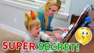 Super Secret Christmas Project