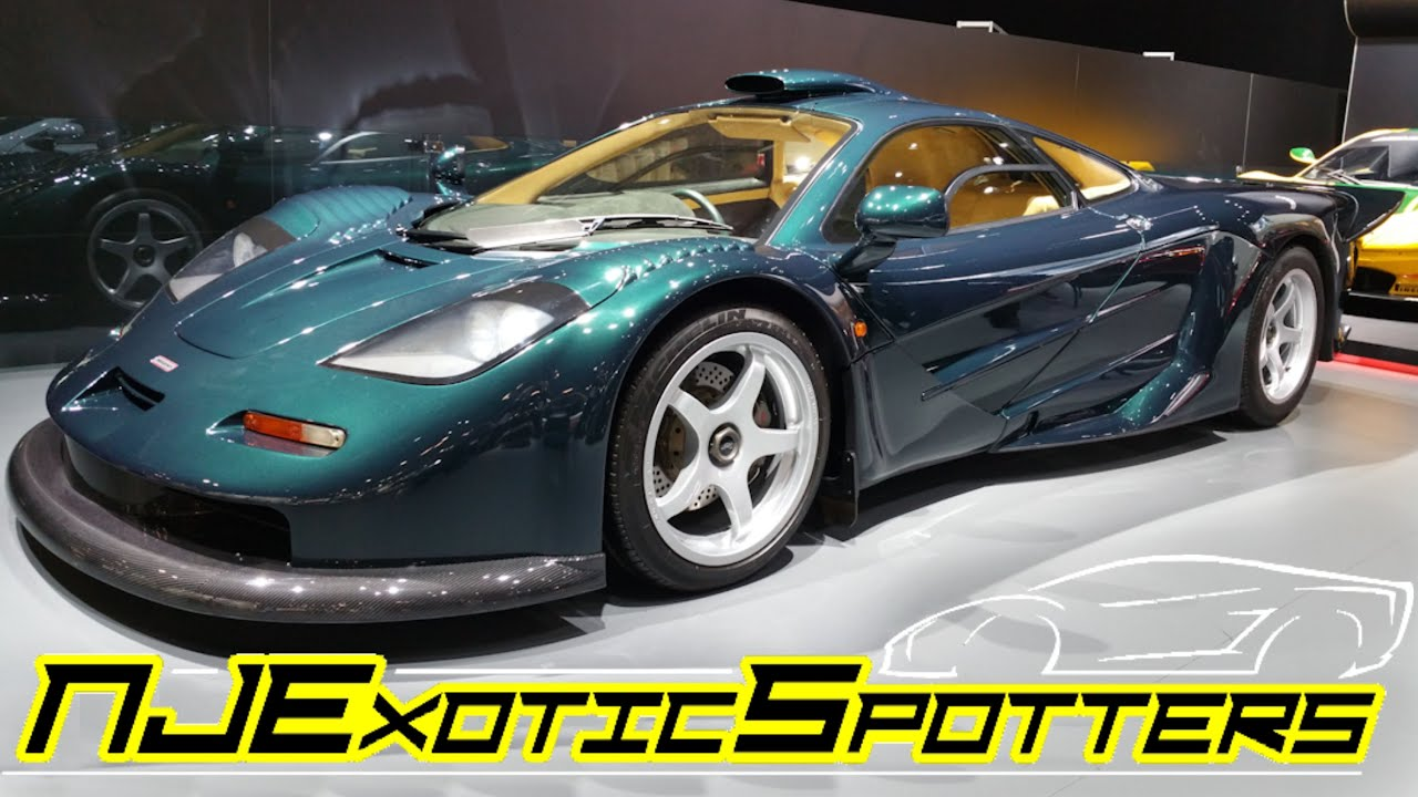 1 of 3 mclaren f1 xp gt longtail 2015 nyias youtube. Black Bedroom Furniture Sets. Home Design Ideas