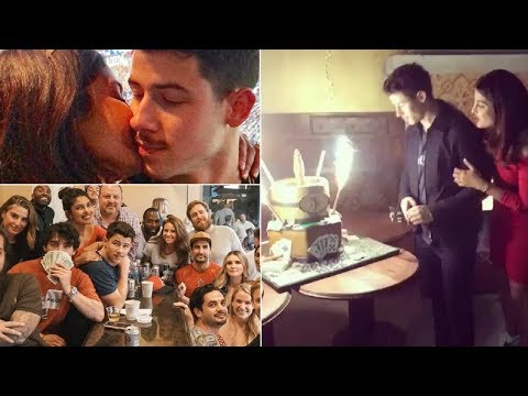 Priyanka Chopra Surprise Birthday Party For Fiance Nick Jonas