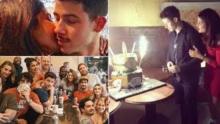Priyanka Chopra Surprise Birthday Party For Fiance Nick Jonas