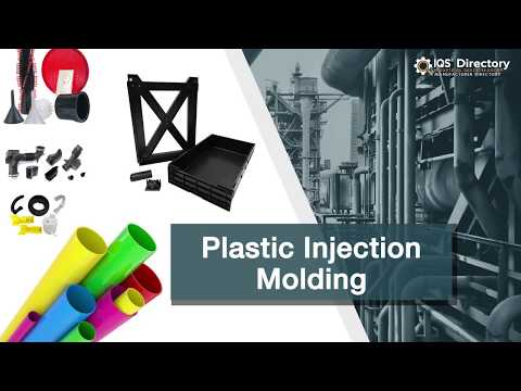 Plastic Injection Molding Companies Services