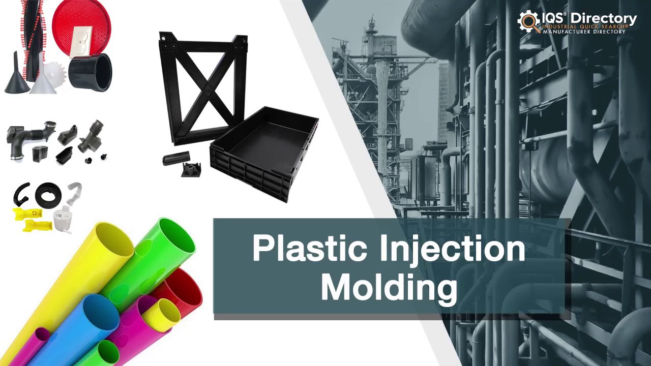Plastic Injection Molding Companies | IQS Directory
