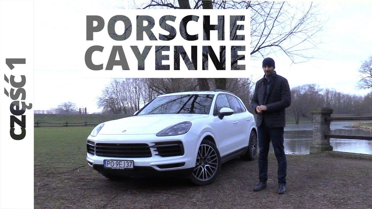 Porsche Cayenne S 2.9 V6 440 KM, 2018 – test AutoCentrum.pl #373