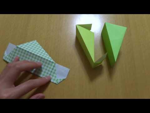ハート 折り紙 youtube 折り紙 : popmatx.com