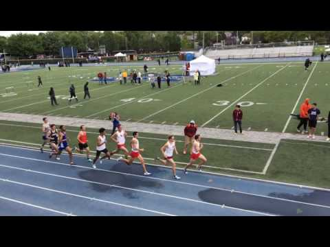 2017 Landmark Conference outdoor Track & field championship - 800