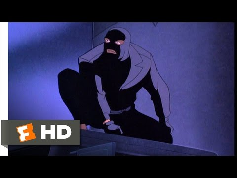 Batman: Mask of the Phantasm (2/10) Movie CLIP - Vigilante in a Ski Mask (1993) HD