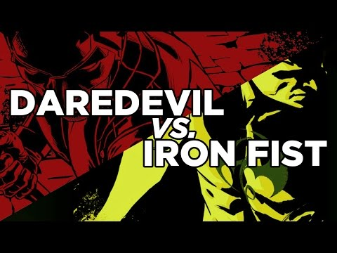 MCU Supercut - Daredevil vs. Iron Fist