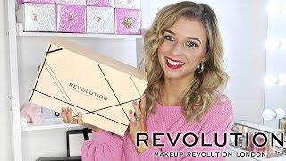 MAKEUP REVOLUTION 12 DAYS ADVENT CALENDAR 2018 / ELTORIA