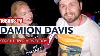 Damion Davis spricht über Money Boy (16BARS.TV)