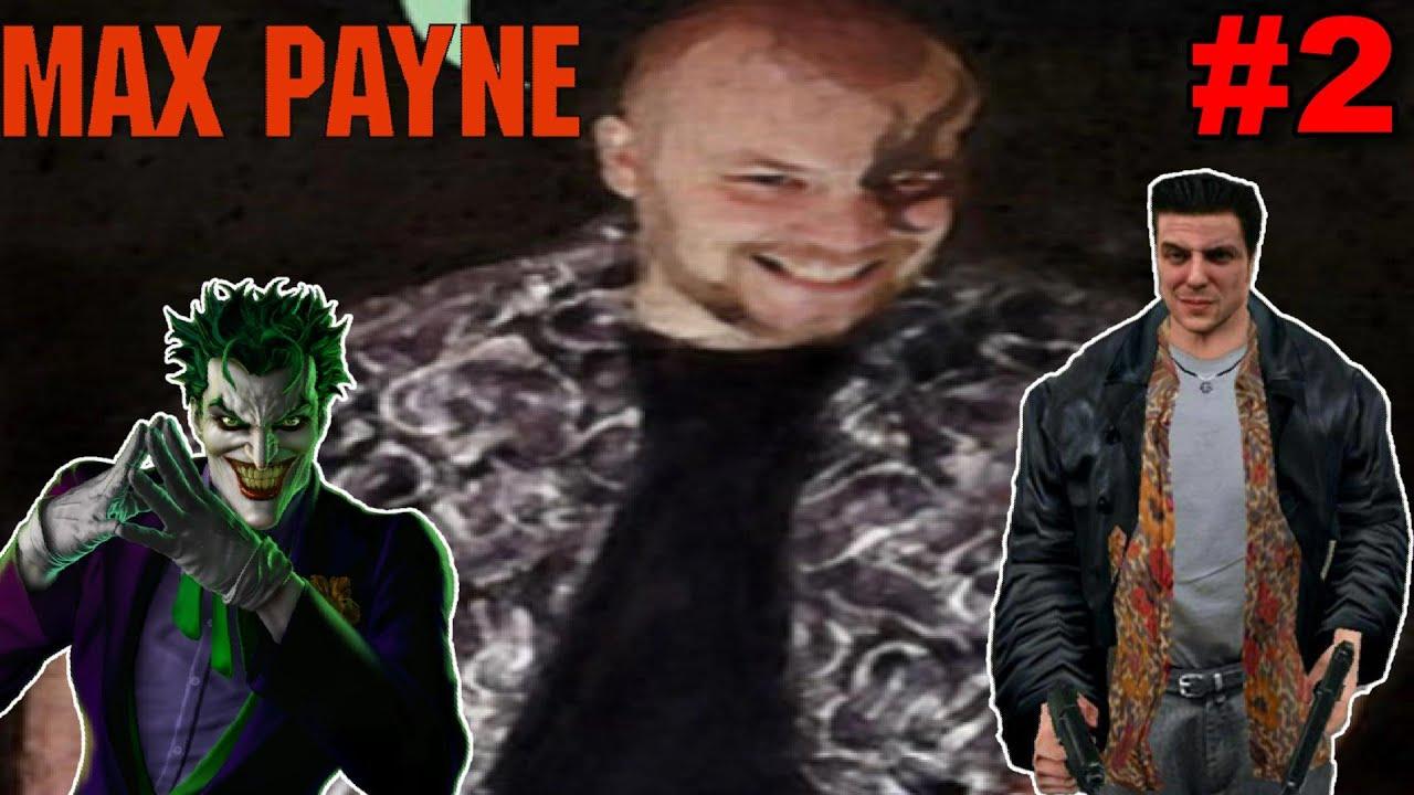 Max Payne Ps2 Gameplay 2 Jack Lupino Is Joker Level Insane