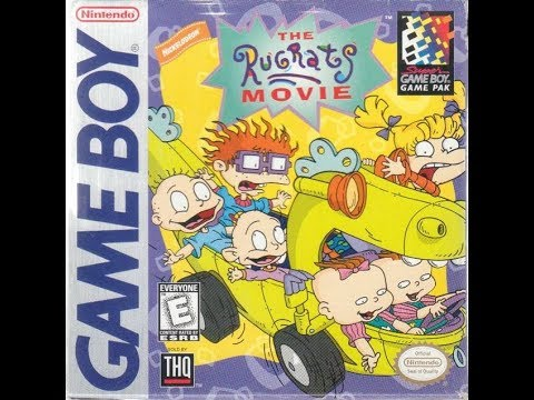 Game Boy: The Rugrats Movie (HD/ 60fps)