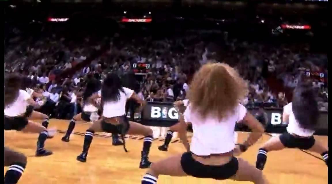 miami heat dancers youtube