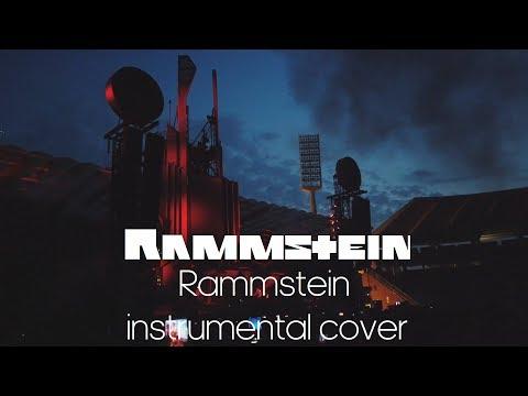 Rammstein - Rammstein instrumental cover (Live Brussels)