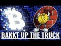 Nevermind the Bitcoin ETF - Bakkt up the truck!