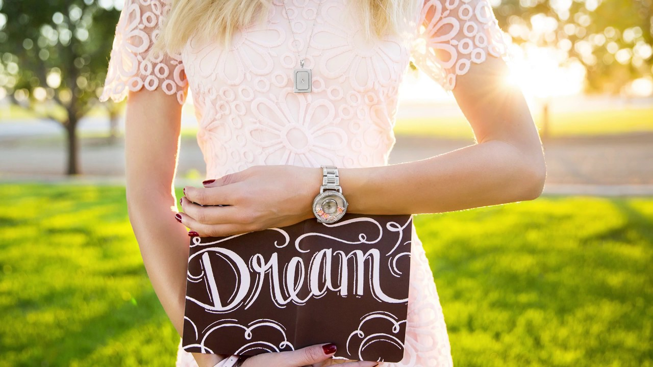 Styled By Origami Owl Signature Locket Watch Youtube