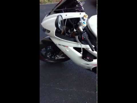 Triumph Daytona R Walkaround with Mods