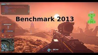 Computer Benchmark 2013