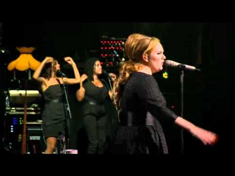 Adele Rumor Has It Live Itunes Festival  Hd
