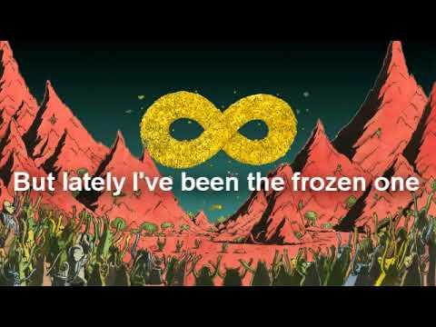 Frozen One - Dance Gavin Dance (Lyrics)