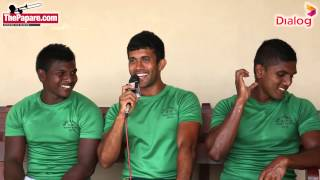 Junior Asian Rugby Championship 2014 - Quick fire Questions - Part 1