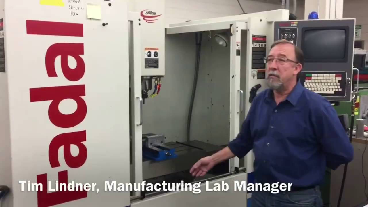 UCF's Manufacturing Lab Gets Two New Machines
