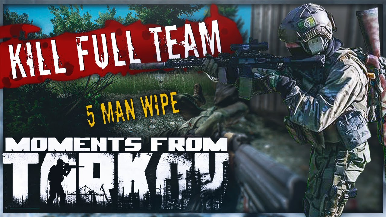 BEST MOMENTS ESCAPE FROM TARKOV  HIGHLIGHTS - EFT WTF & FUNNY MOMENTS  #56