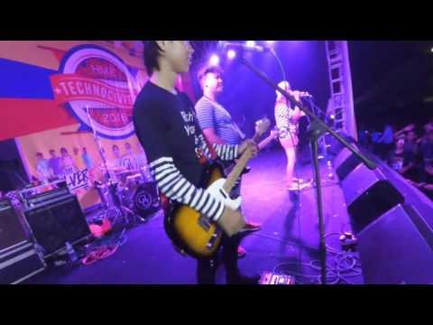 THE SILVER - kepastian ( live at itenas bandung 30 april 2016 )