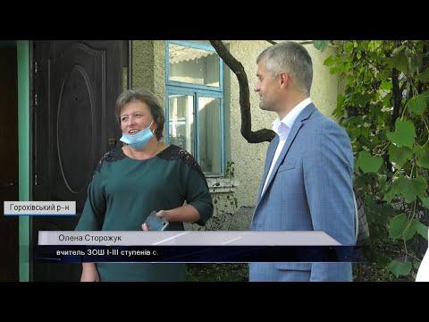 ТРК Аверс: У селах Горохівщини відкрили перші аптечні пункти