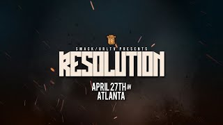 RESOLUTION TRAILER ANNOUNCEMENT #1 (4-27-19)