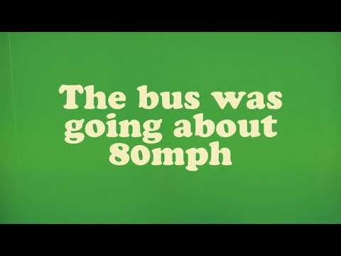 FIRED! NJ school bus caught speeding ... again!