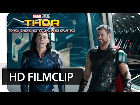 THOR: TAG DER ENTSCHEIDUNG - Filmclip: Holt Hilfe   Marvel HD