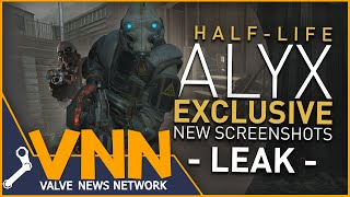 Half-Life: Alyx - I Have 9 Exclusive Screenshots