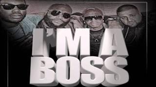 Meek Mill Feat. T.I., Rick Ross, Lil Wayne, Birdman, Swizz Beatz & DJ Khaled - Ima Boss (Remix)