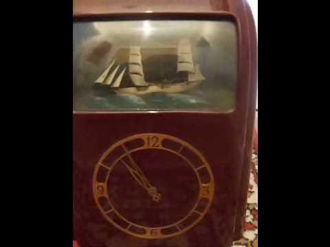 Vitascope Clock c 1940