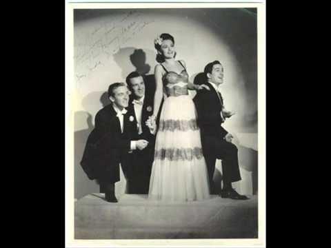 The Merry Macs - Pretty Kitty Blue Eyes 1944