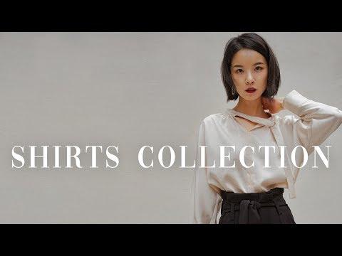 关于衬衫的一切 | 如何根据身形选择 | 衬衫攻略 |  Meng Mao